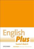 English Plus 4 Teacher's Book