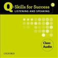 Q Listening & Speaking 3 Class Audio Cd