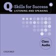Q Listening & Speaking 4 Class Audio Cd