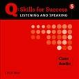 Q Listening & Speaking 5 Class Audio Cd
