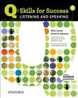 Q Listening & Speaking 3 Student Book Pack