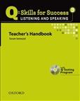 Q Listening & Speaking 3 Teacher's Book Pack