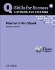 Q Listening & Speaking 4 Teacher's Book Pack