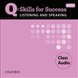 Q Listening & Speaking Intro Class CD (2)
