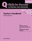 Q Listening & Speaking Intro Teacher's Pack