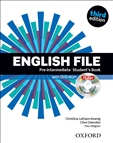 English File Pre-intermediate Third Edition Student's...