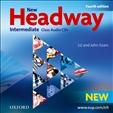 New Headway Intermediate Fourth Edition Class Audio CD