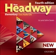 New Headway Elementary Fourth Edition Class Audio CD