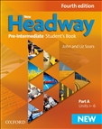 New Headway Pre-intermediate Fourth Edition Student's Book Part A