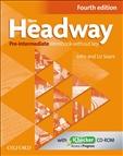 New Headway Pre-intermediate Fourth Edition Workbook without Key