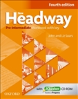 New Headway Pre-intermediate Fourth Edition Workbook with Key