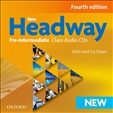 New Headway Pre-intermediate Fourth Edition Class CD