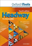 New Headway Pre-intermediate Fourth Edition iTools DVD-Rom
