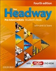 New Headway Pre-intermediate Fourth Edition Student's Book