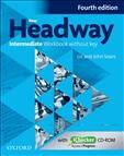 New Headway Intermediate Fourth Edition Workbook without Key