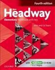 New Headway Elementary Fourth Edition Workbook with Key
