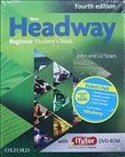 New Headway Beginner Fourth Edition Workbook ESOL Pack without Key