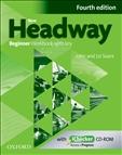 New Headway Beginner Fourth Edition Workbook with Key