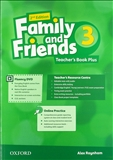 Family and Friends 3 Second Edition Teacher's Book Plus