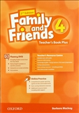 Family and Friends 4 Second Edition Teacher's Book Plus