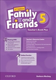 Family and Friends 5 Second Edition Teacher's Book Plus