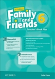 Family and Friends 6 Second Edition Teacher's Book Plus