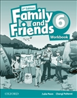 Family and Friends 6 Second Edition Workbook