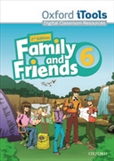 Family and Friends 6 Second Edition iTools DVD-Rom