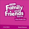 Family and Friends Second Edition Starter Class Audio CD