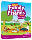Family and Friends Starter Second Edition Student's Book