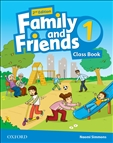 Family and Friends 1 Second Edition Student's Book