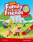 Family and Friends 2 Second Edition Student's Book