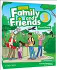 Family and Friends 3 Second Edition Student's Book