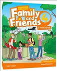 Family and Friends 4 Second Edition Student's Book