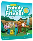 Family and Friends 6 Second Edition Student's Book