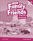 Family and Friends Starter Second Edition Workbook and...