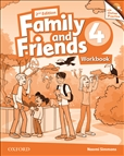 Family and Friends 4 Second Edition Workbook and Online Practice Pack