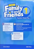 Family and Friends 1 Second Edition Teacher's Book Plus Pack
