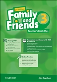 Family and Friends 3 Second Edition Teacher's Book Plus Pack
