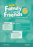 Family & Friends 6 Teacher's Book Plus Pack Second Edition