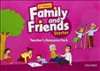 Family and Friends Starter Second Edition Teacher's Resource Pack