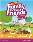 Family and Friends Starter Second Edition Student's eBook Code
