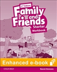 Family and Friends Starter Second Edition Workbook eBook