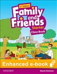 Family and Friends Starter Second Edition Student's eBook