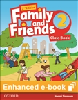 Family and Friends 2 Second Edition Student's eBook Code