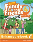 Family and Friends 4 Second Edition Student's eBook Code