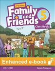 Family and Friends 5 Second Edition Student's eBook Code