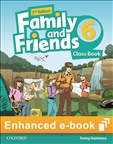 Family and Friends 6 Second Edition Student's eBook Code