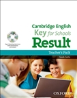 Cambridge English Key For Schools Result! Teacher's Pack