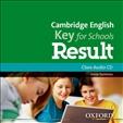 Cambridge English Key For Schools Result! Class Audio CD